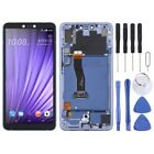 LCD Screen And Digitizer Full Assembly With Frame For HTC U19e