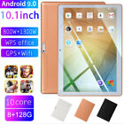 """10.1"""" WIFI/4G-LTE HD PC Android 9.0 Tablet 8 128G GPS Camera Dual SIM Phablet"""