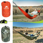 Ozark Trail Bull Creek Double Hammock & Hanging Kit Outdoor Camping 2 PERSONS