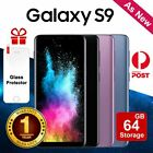 Samsung Galaxy S9 64gb Unlocked Android 10 Octa-core Smartphone Plus Gift Au