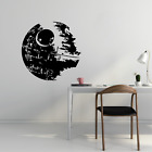 Star Wars Death Star - Removable Vinyl Wall Decal Stickers Home Decor Art