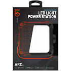 GEAR AID ARC Portable LED Light and Charger for Camping, 20-320 Lumens 10400 mAh
