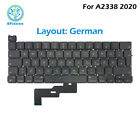 """2020 Year New Laptop A2338 Keyboard For Macbook Pro Retina 13"""" M1 A2338 EMC 3578"""