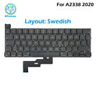 "2020 Year New Laptop A2338 Keyboard For Macbook Pro Retina 13"" M1 A2338 EMC 3578"