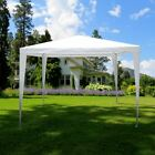 Gazebo Party Tent Marquee 3x3m Waterproof PVC Garden PE Outdoor Wedding Canopy <br/> CHEAPEST ON EBAY - ORDER BY 2PM FOR NEXT DAY DELIVERY