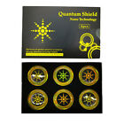 6pcs/pack Anti Radiation Protection Sticker EMF Quantum Shield For Cell Phone