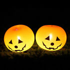 5/20pcs Halloween balloons pumpkin with lights Fast inflatable toy Hallowee