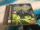 Syphon Filter (Sony PlayStation 1, 1999) PS1 Complete W/ Registration Card! VG!