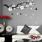 Plum Blossom Tree Wall Sticker Vinyl Art Decals