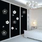Butterfly Flower Wall Stickers Vinyl Art Decals