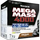 Weider Giant Mega Mass 4000 7kg / 7000G / 15.4LBS GAINER - All Flavour Available