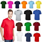 Mens T Shirt Size 4XL 100% Cotton Top NEW XXXXL Premium Plain