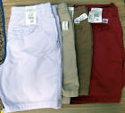 AEROPOSTALE MEN'S FLAT SOFT COTTON SHORTS LIST $36.50