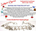 Sisters Sister in laws Cousins Are Forever Charm Bracel