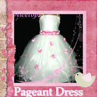 P408 NWT Baby Pinks Thanksgiving Flowers Girls Pageant Dresses SZ 3-4-5-6-7-8-9T