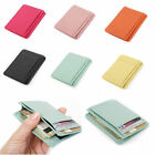 Genuine Leather Mini slim wallet  unisex useful slim card wallets small purse