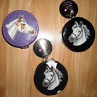 Horse Jewelry Case~Unique Gift Item~BLING~Horse Box~White Horse or Paint~Travel~