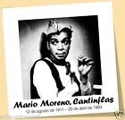 CANTINFLAS MARIO MORENO drawn clay PRINT MATTE POSTER SIZE MEXICAN MEXICO MOVIES