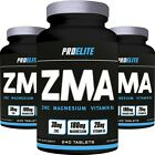 240 TABLETS ZMA POWER MUSCLE GROWTH + STRENGTH TESTOSTERONE BOOSTER