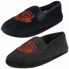 WHOLESALE Mens Novelty Slippers / Sizes 7x12 / 12 Pairs / NEWTON RIDLEY