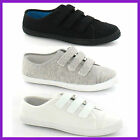 *SALE* Wholesale Mens SPOTON! Canvas 3 Velcro Pumps   Sizes 6-8 x18pairs   F8518