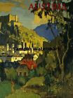 Austria Vienna European Landscape Lovely Vintage Travel Poster Repro FREE S/H