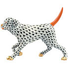Herend Porcelain - Labrador Fishnet Figurine