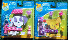 Zhu Zhu Pets Puppies Stylin PUPPY LEASH COLLAR STICKERS TOY ACCESSORIES PLAY SET