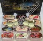 Karine Faou Contact Lens Soaking / Storage Case With Mirror - Flowers & More