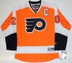 CHRIS PRONGER PHILADELPHIA FLYERS REEBOK PREMIER JERSEY NEW WITH TAGS