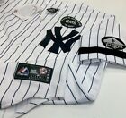 DEREK JETER NEW YORK YANKEES JERSEY GMS & BS PATCH