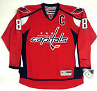 ALEX OVECHKIN WASHINGTON CAPITALS REEBOK NHL HOME PREMIER JERSEY NEW WITH TAGS