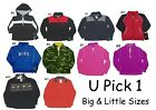 JACKET LITTLE BOYS GIRLS ZIP UP PULL OVER NIKE ARIZONA CHILDRENS CLOTHES INFANTS