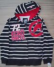 ECKO UNLTD. BOYS LOGO PRINT COTTON/POLY ZIP-UP HOODIE SIZE 8 to 16 LIST $54