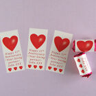 Personalised  LOVE HEART sweets for your loved one on your anniversary!