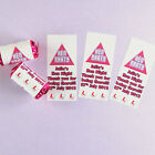 Personalised Hen Night Favours LOVE HEART Sweets personalised