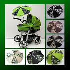 BABY PRAM  PUSHCHAIR  STROLLER PARASOL / UMBRELLA  31 COLOURS