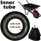 Spare Replacement Inner Tube Fitting Garden Builder Tyre Wheel Size 3.50 - 4 - 8