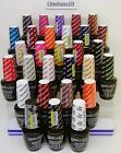 Gelcolor - Soak Off Gel Nail Polish .5oz/15ml opi - Series 1- Pick any color