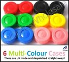 Contact Lens Storage Soaking Cases L + R Marked - Choose Your Colours