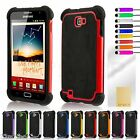 SHOCK PROOF CASE COVER FOR SAMSUNG GALAXY NOTE N7000 NOTE 2 N7100 NOTE 3 N9000