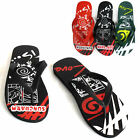 SQ7 New Mens Flip Flops Sandals 3 Colours 2 Size US 7 EUR 42,US 8 EUR 44