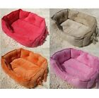 Pretty Dog Cat Bed House Sofa Kennel 4colors Small/Medium Sale
