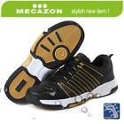 Men's Athletic Shoes  Running Training Shoes Tennis Shoes Sneaker Sports MS-BK