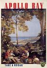 Apollo Bay. Victoria, Australia, Take a Kodak, James Northfield Travel Poster