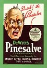 DeWitt's Pinesalve. Australian Advertisement, James Northfield