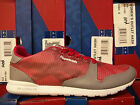 Ladies REEBOK Classic Red/Grey 3D ULTRALITE - MUST SEE!