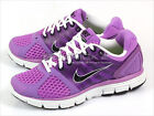 Nike Wmns Lunarglide+ 2 Breathe Bright Violet/Black-White Flywire 443824-500