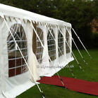 6x6m/4x6m DIY Marquee tie down kit: 8 orange/white ratchet straps & 8 stakes