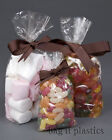 CELLOPHANE SWEET BAGS CELLO CANDY CLEAR DISPLAY PICK N AND MIX BAG - FOOD SAFE